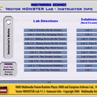 Physics Vector MONSTER Lab
