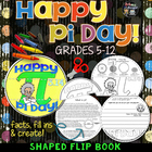 Pi Day Flip Flap Book