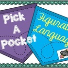 Pick A Pocket Figurative Language