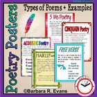 Pick a Pack of Poetry Posters