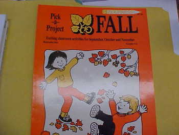 Pick-a-Project FALL
