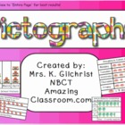 Pictographs - Picture Graph SMART Notebook (Smartboard) Lesson