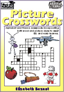 Picture Crosswords 15: Sport Words