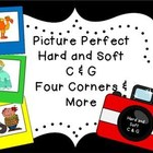 Picture Perfect Hard and Soft C &amp; G Four Corners and More