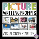 Picture Perfect Prompts:  Visual Story Starters For Narrat