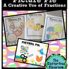 Picture Pie: A Fraction Craftivity