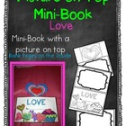 Picture on Top Mini Book {Valentine's Day}