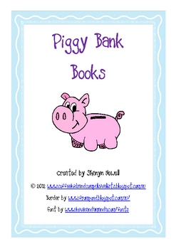 Piggy Bank Book