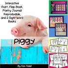 Piggy - Interactive Chart and Sight Word Reader