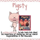 Pigsty Craftivity