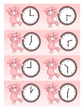 Pigtastic Pig Common Core Math Game