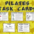 Pilates Circuit Cards