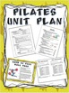 Pilates Unit Plan (includes resources in appendix)