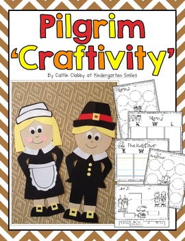 Pilgrim Craftivity