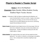 Pilgrim Reader&#039;s Theater