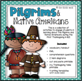 Pilgrims and Wampanoag