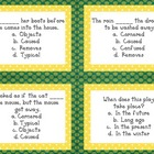Pine Park Mystery Quiz Quiz Trade Cards Harcourt Trophies 2nd