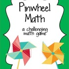 Pinwheel Math Challenge Game