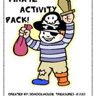 Pirate Activity Pack