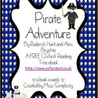 Pirate Adventure ~ A week of reading activities