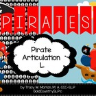 Pirate Articulation - L & L-blends REVISED Feb 2014