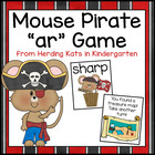 Pirate Game for Teaching &quot;ar&quot;