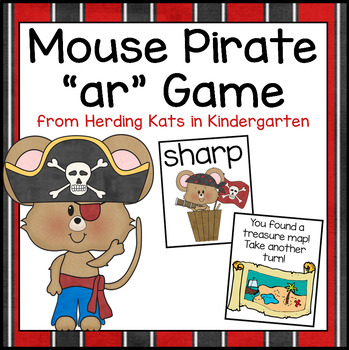 "Pirate Game for Teaching ""ar"""
