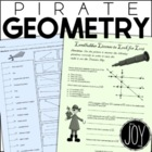 Pirate Geometry
