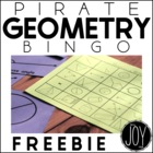 Pirate Geometry BINGO