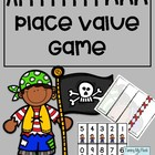 Pirate Place Value Game