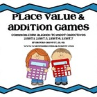 Pirate Place Value and Aaargh! Addition Activities for the