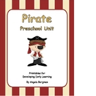 Pirate Preschool Printable - Unit