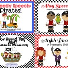 Pirate Speech & Language Bundle!