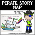 Pirate Story Map (Freebie)