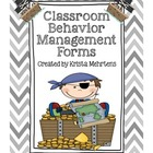 """ The Notebook""  Classroom Behavior Management Printables"