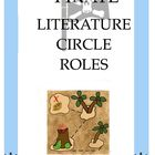 Pirate Themed Literature Circle-3rd grade