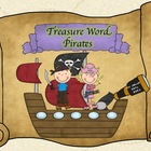 Pirate Treasure Words