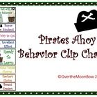 Pirates Ahoy Behavior Clip Chart