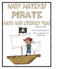 Pirates Math and Literacy Fun!