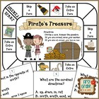 Pirate&#039;s Treasure--Map Skills Game