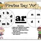 Pirates say &quot;Ar&quot; - Word Spinners