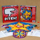 Pitch A Story - story creation, reading, writing kit & game