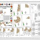 Pizza Fraction Activities