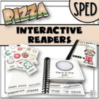 Pizza Interactive Easy Reader