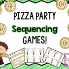 Pizza Party Sequencing Games