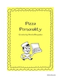 Pizza Personality