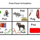 Pizza Pizza! Articulation (R)