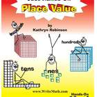 Place Value Activities &amp; Games - First, Second Grade
