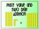 Place Value Addition Flip Chart