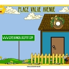 Place Value Avenue Game
